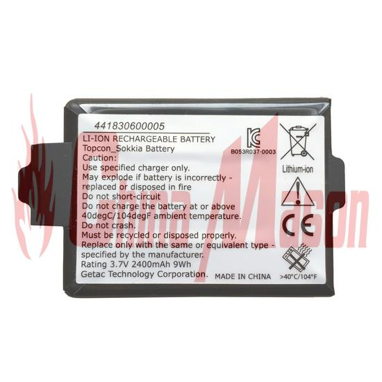 Battery for Topcon FC-25A